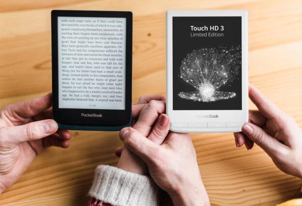 pocketbook touch hd 3 edycja limitowana perłowa biel