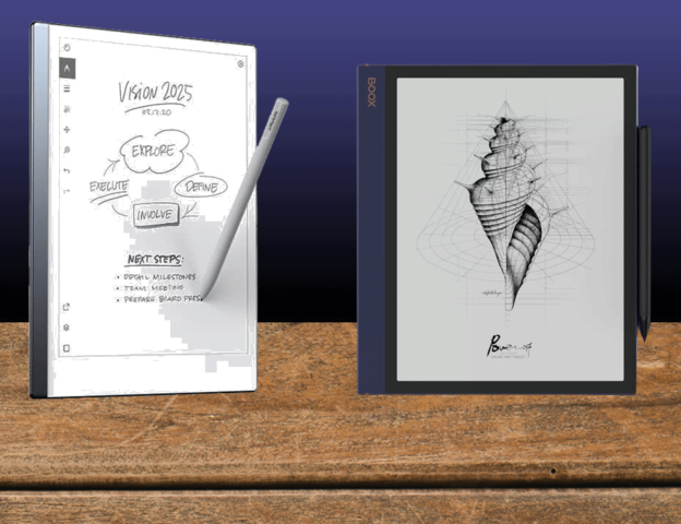 porównanie czytników e-booków do pracy note air vs reMarkable 2