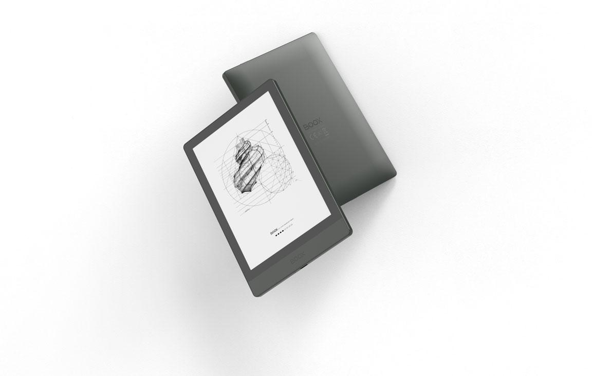 Onyx Boox Poke 3 zaawansowany czytnik e-booków z podświetleniem i obsługą plików audio.