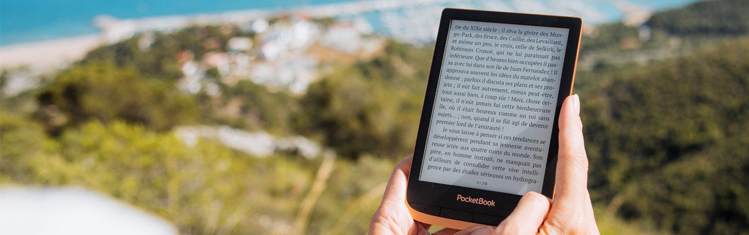 Jak wgrać książki z Google Play na czytnik e-booków PocketBook
