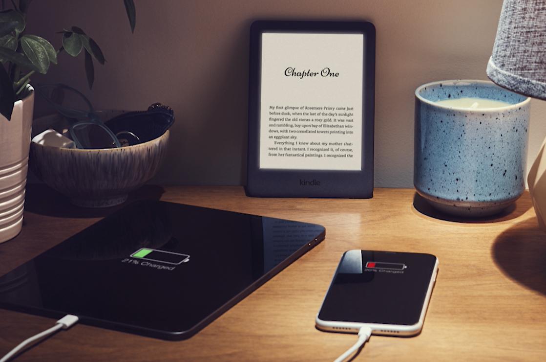 Czy czytniki Kindle amazon mają polskie menu?