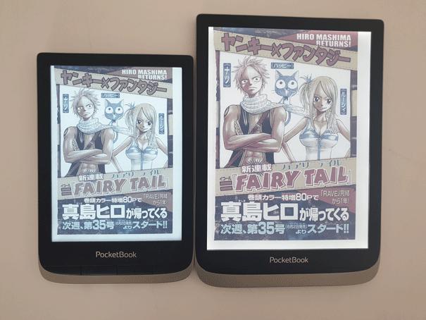 Czytniki e-booków z kolorowymi ekranami