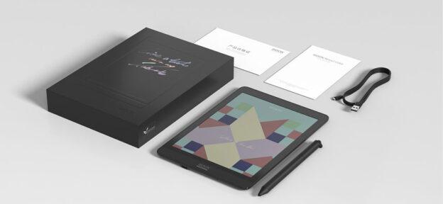 Onyx Boox Nova 3 Color tablet z kolorowym ekranem E-Ink