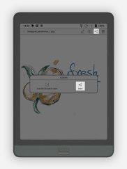 Udostępnianie plików na inne urządzenia z czytników Onyx Boox