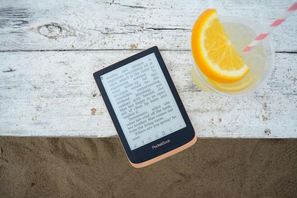 PocketBook Touch HD 3 wodoodporny czytnik e-booków