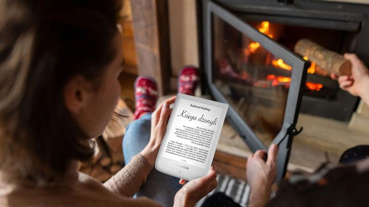 Limitowany PocketBook Touch HD 3 etui gratis i rok gwarancji