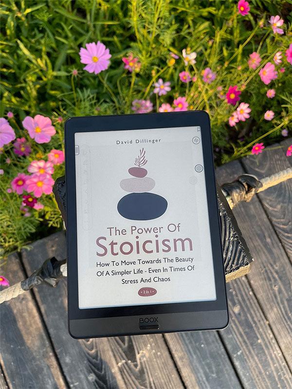 Onyx Boox Nova 3 Color czytnik e-booków lektura możliwa nawet w pełnym słońcu