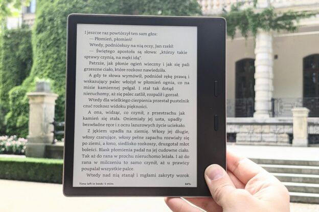 Nowy Kindle od Amazon? Składany czytnik e-booków