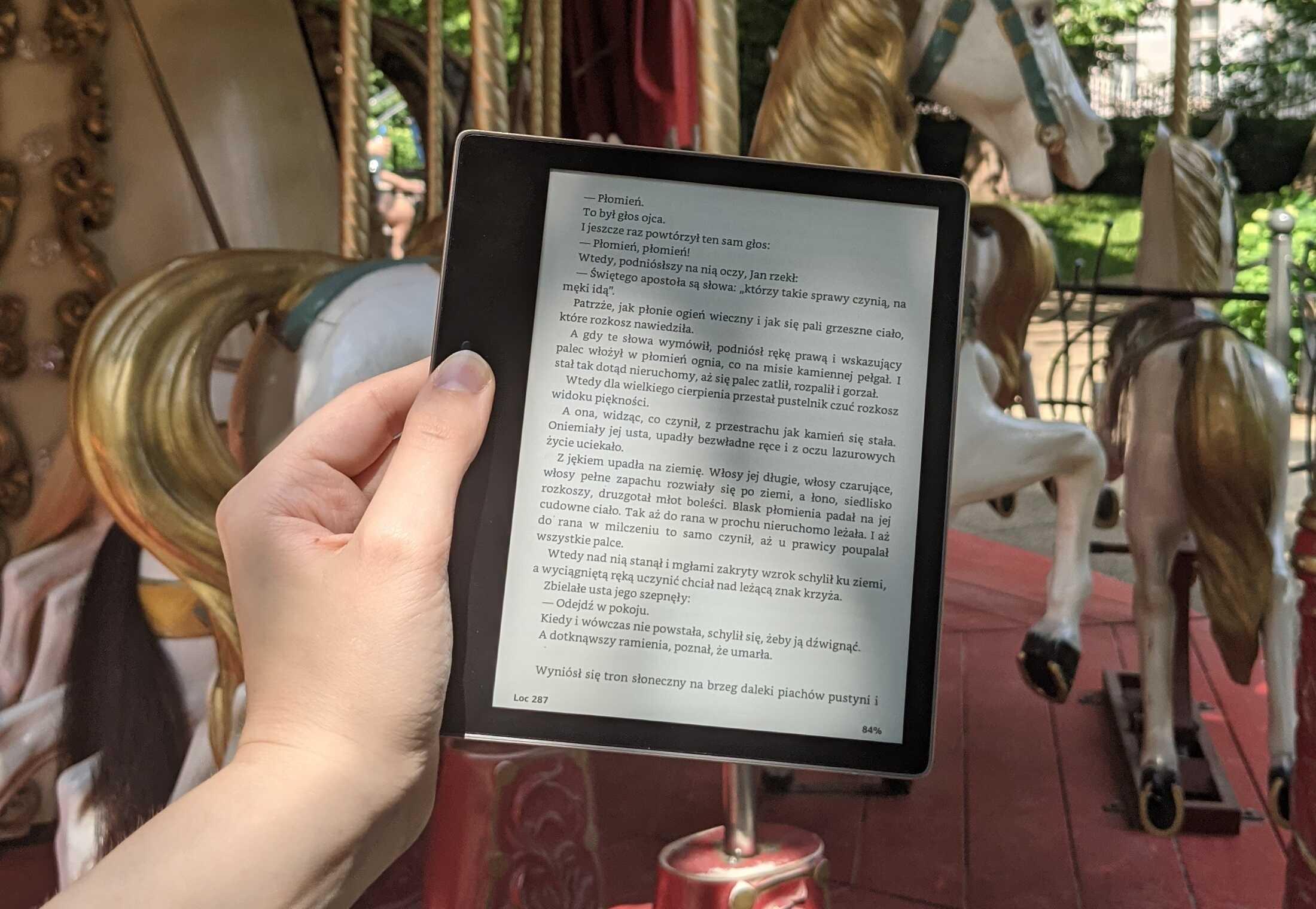 Czy w 2021 roku będzie Kindle Oasis 4 i Kindle Paperwhite 5?