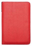 Etui do Pocketbook 614/625/626 Touch w kropki Czerwone