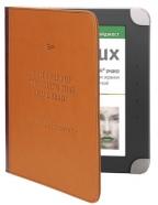 Etui Pocketbook Color Lux Classic Brązowe