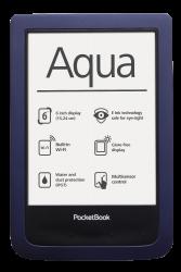 PocketBook 640 Aqua Grantowy