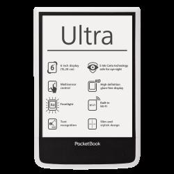 PocketBook 650 Ultra Biały