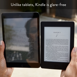 Czytnik ebooków Amazon Kindle Paperwhite 3 bez reklam