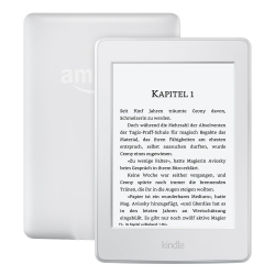 Kindle Paperwhite 3 bez reklam biały vs Kindle Oasis 2