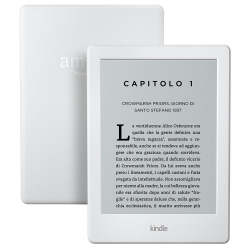 Kindle 8 Touch bez reklam (2016) biały