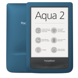 PocketBook Aqua 2 Lazurowy