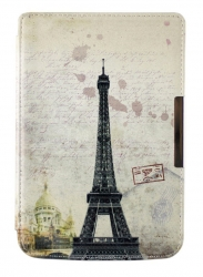 PocketBook Basic 3 Czarny + etui Art Paris
