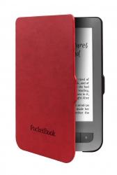 Etui PocketBook Shell czerwone
