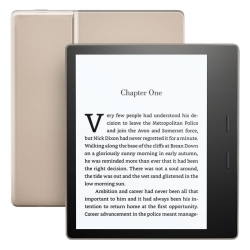 Kindle Oasis 2 - 32GB Gold + Etui Casebot Szare