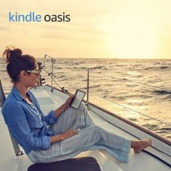 Kindle Oasis 2 - 32GB Gold + Etui Casebot Granatowe