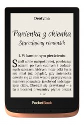 czytnik ebook PocketBook Touch HD 3 (632) Miedziany