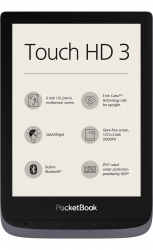 czytnik ebook PocketBook Touch HD 3 (632) Szary