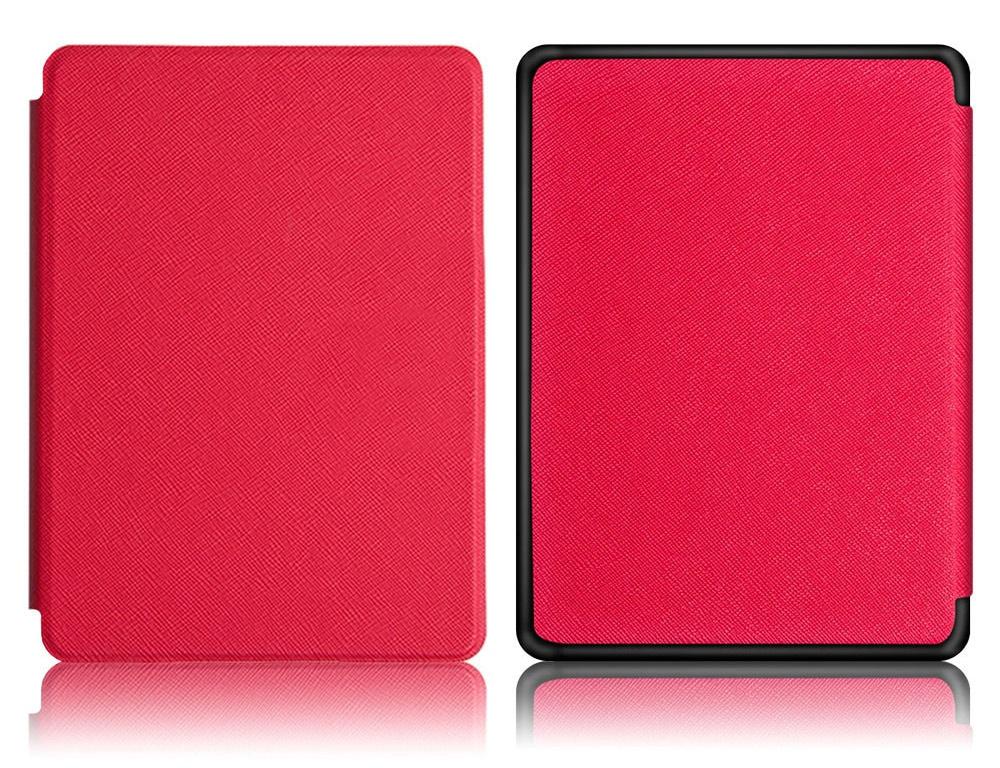 Etui dedykowane do Kindle Paperwhite 4 w kolorze czerwonym