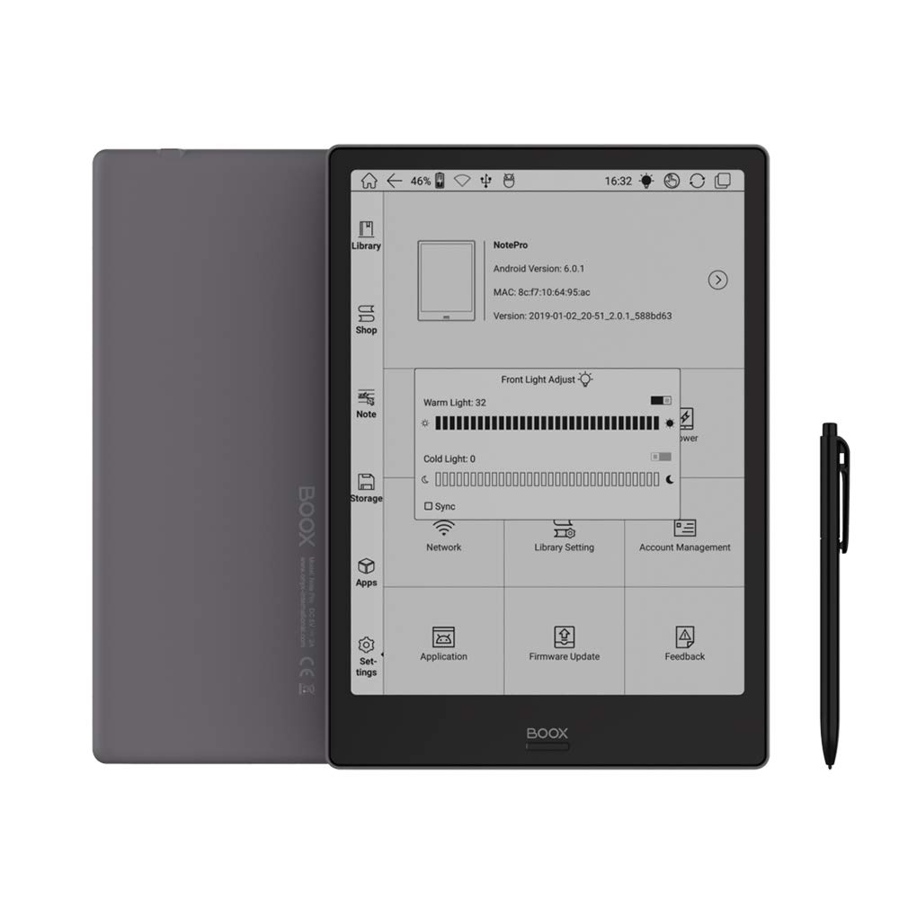 Czytnik ebooków Onyx Boox Note Pro
