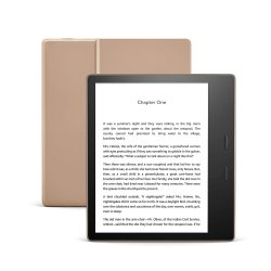 Kindle Oasis 3 - 32GB WiFi Gold
