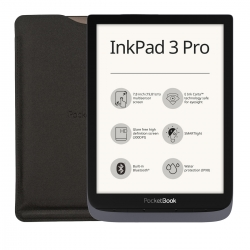 czytnik ebook PocketBook InkPad 3 Pro Szary z etui