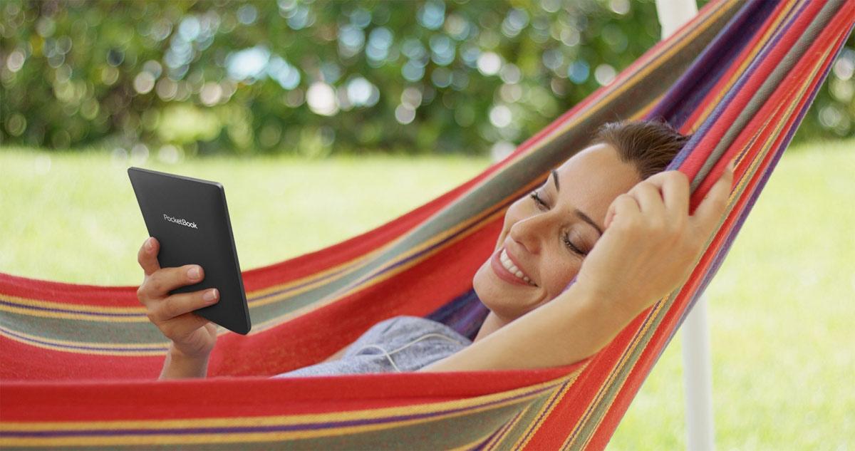 Czytanie ebooków na czytniku PocketBook Touch Lux 5