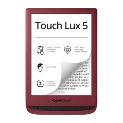 PocketBook Touch Lux 5 (628) Ruby Red