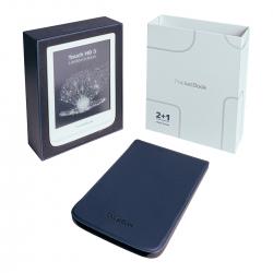 czytnik ebook PocketBook Touch HD 3 (632) Perłowy - Edycja Limitowana