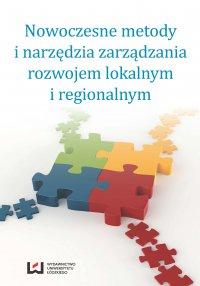 Nowoczesne metody i narzędzia zarządzania rozwojem lokalnym i regionalnym - Aleksandra Nowakowska