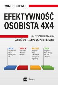 Efektywność osobista 4x4 - Wiktor Siegel
