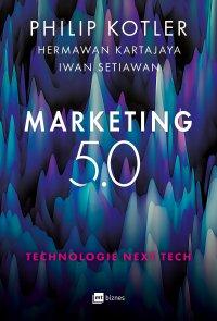 Marketing 5.0 Technologie Next Tech - Philip Kotler