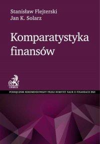Komparatystyka finansów - Stanisław Flejterski