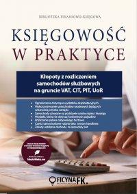Kłopoty z rozliczeniem samochodów służbowych na gruncie VAT, CIT, PIT, UoR - Tomasz Krywan