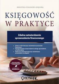 Zdalne zatwierdzenie sprawozdania finansowego - Katarzyna Trzpioła