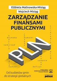 Zarządzanie finansami publicznymi - Wojciech Misiąg