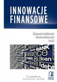 Innowacje finansowe - Sławomir Antkiewicz
