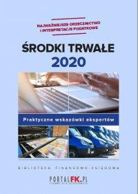 Środki trwałe 2020 - Opracowanie zbiorowe