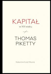 Kapitał w XXI wieku - Thomas Piketty