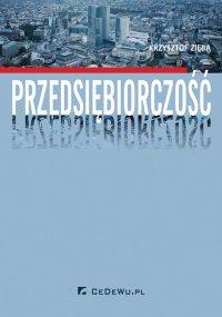 Przedsiębiorczość - Krzysztof Zięba