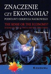Znaczenie czy ekonomia? Podstawy odkrycia naukowego - Wacław Šmid