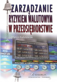Zarządzanie ryzykiem walutowym w przedsiębiorstwie - Marcin Kalinowski