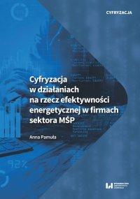 Cyfryzacja w działaniach na rzecz efektywności energetycznej w firmach sektora MŚP - Anna Pamuła