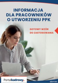 Informacja dla pracowników o utworzeniu PPK – gotowy wzór do zastosowania - Szymon Sokolik