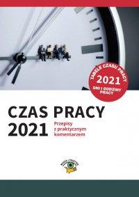 Czas pracy 2021 - Szymon Sokolik